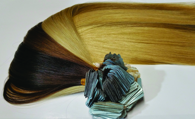 Indi Hair, extensiones de cabello natural, 100% humano